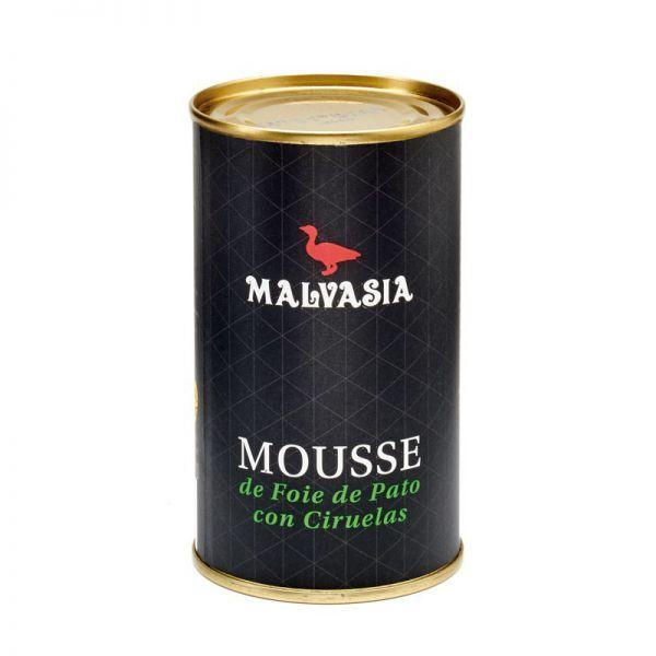 Mousse de Foie con Ciruelas 200