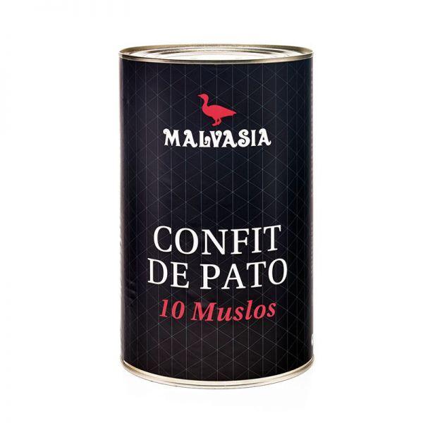 CONFIT MUSLOS 10