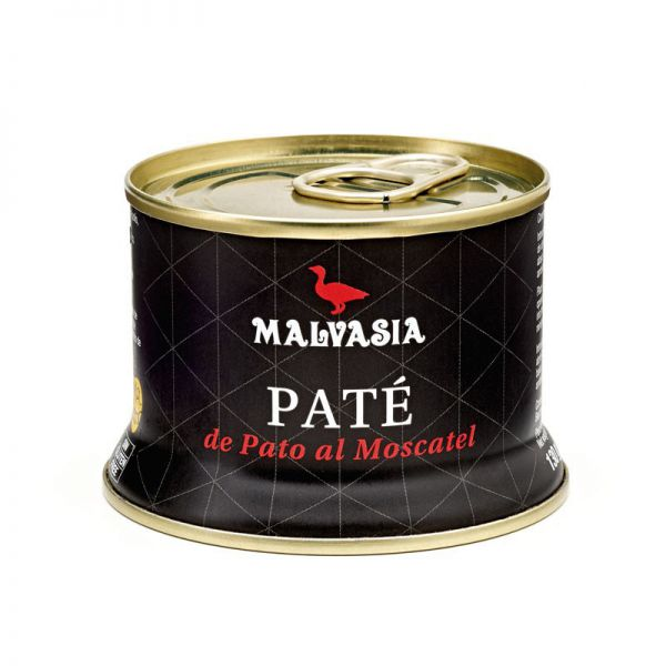 DUCK PATE WITH MUSCATEL LIQUOR 130