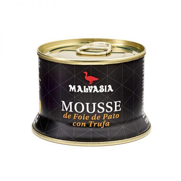 Mousse de Foie con Trufa 130