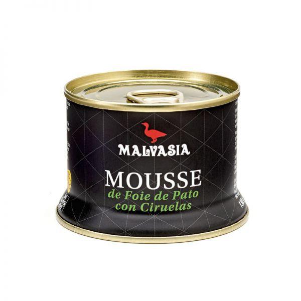 Mousse de Foie con Ciruelas 130