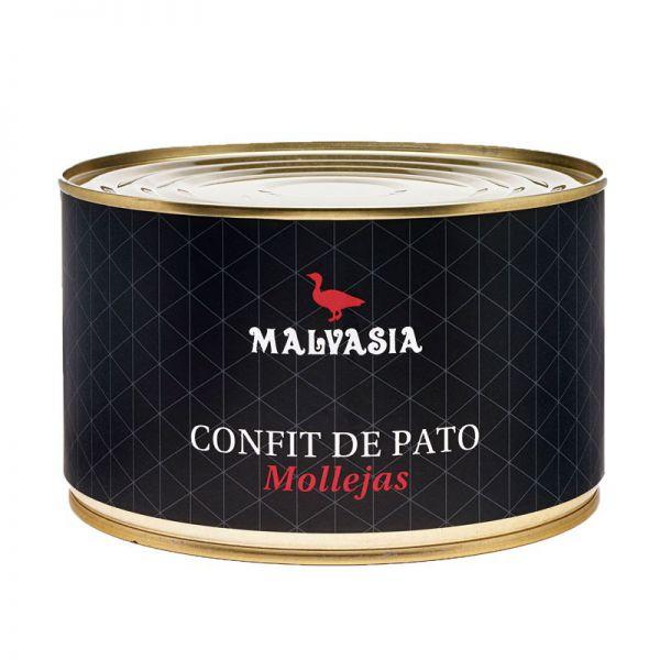 CONFIT MOLLEJAS 1,4kg