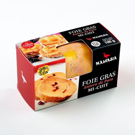 Mini Foie Gras Micuit